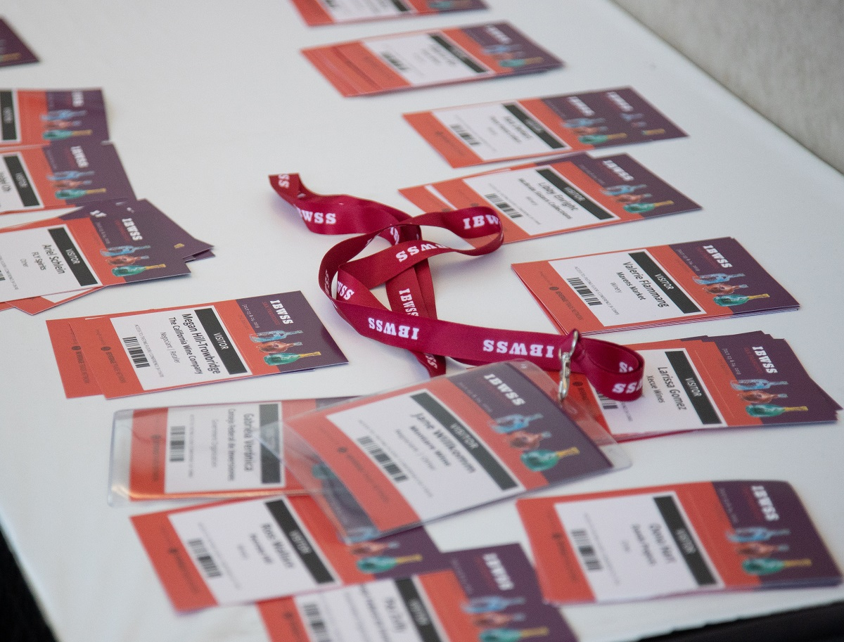 Get your visitor badge for 4th Annual IBWSS San Francisco