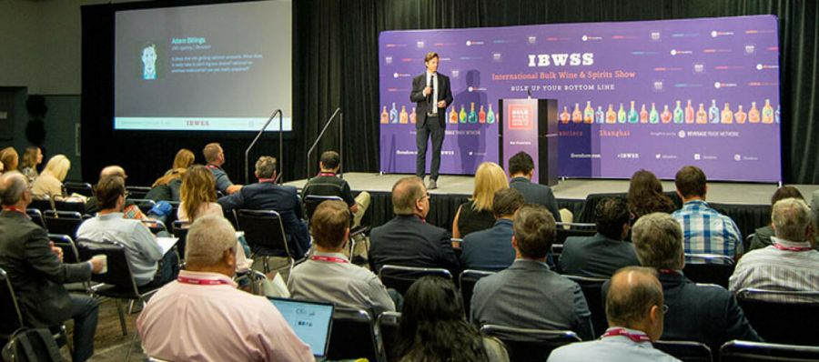 Photo for: International Bulk Wine & Spirits Show Highlights the Growing Scope of Opportunities in the Global Wine Industry