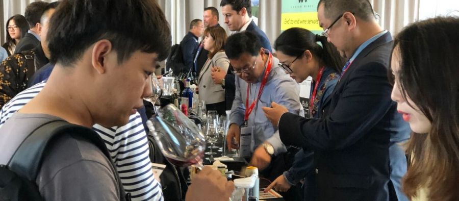 Photo for: IBWSS Shanghai - Pouring Gung Ho into Wine Industry of China!