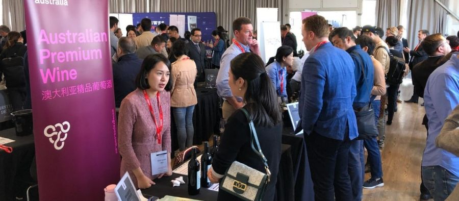 Photo for: IBWSS Shanghai Opens Global Gateway to Wine Industry of China