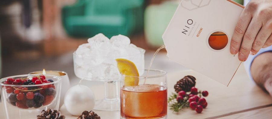 Photo for: A Chat with NIO Cocktails - Needs Ice Only
