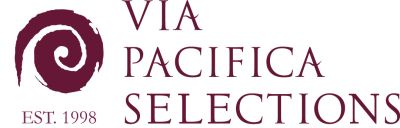 Logo for:  Via Pacifica Selections  Trasiego Wines