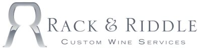 Logo for:  Rack and Riddle Custom Wine Services