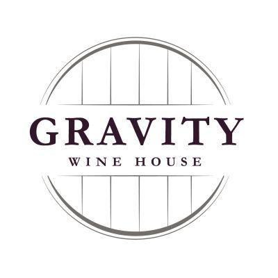 Logo for:  Gravity Wine House