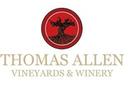 Logo for:  Thomas Allen Vineyards Winery