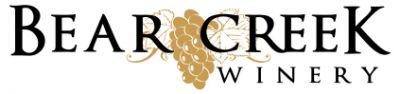 Logo for:  Bear Creek Winery