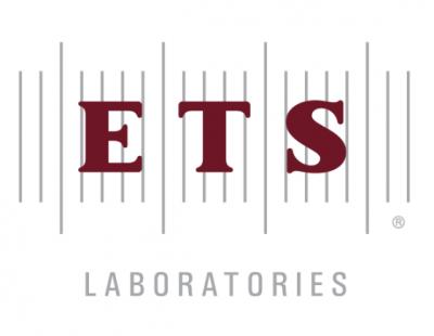 Logo for:  ETS Laboratories