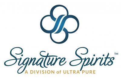 Logo for:  Ultra Pure - Signature Spirits