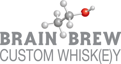 Logo for:  Brain Brew Custom Whiskey