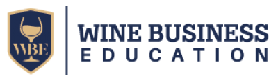 Logo for:  Wine Business Education and eCode dot me LLC