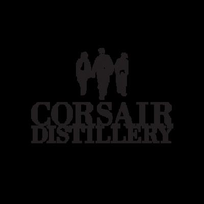 Logo for:  Corsair Distillery