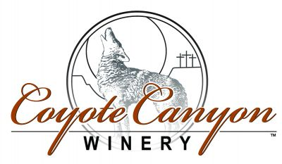 Logo for:  Coyote Canyon Vineyard and Winery