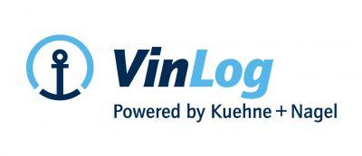 Logo for:  VinLog powered by Kuehne Nagel